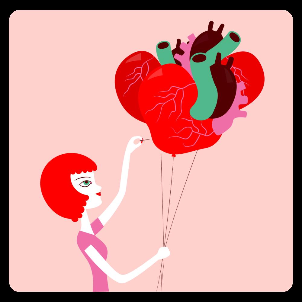 coeur-ballon